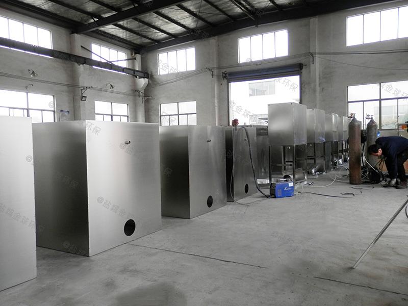 湘潭质量可靠隔油提升一体化设备图示
