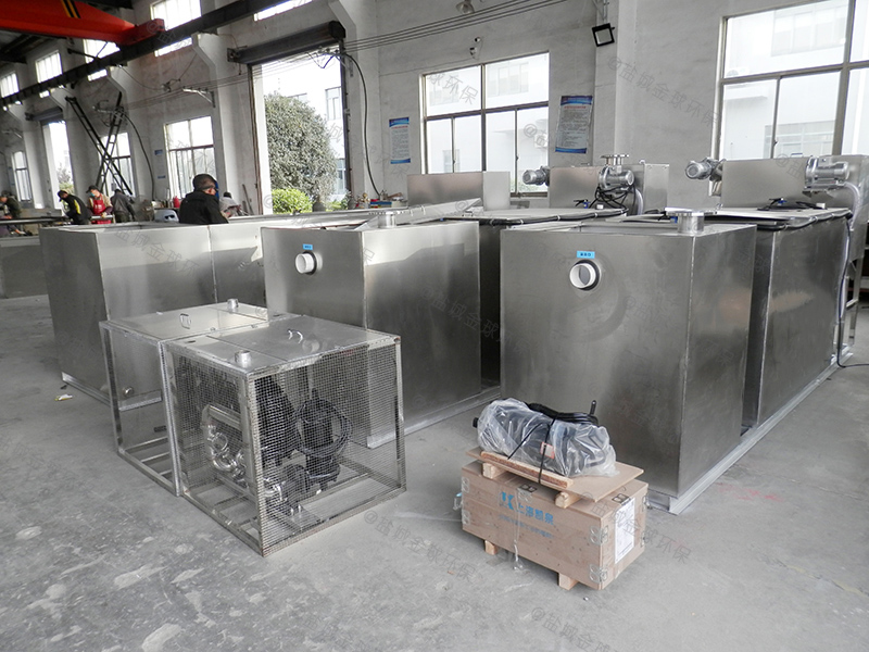 岳阳厨房油水分离设备厂家