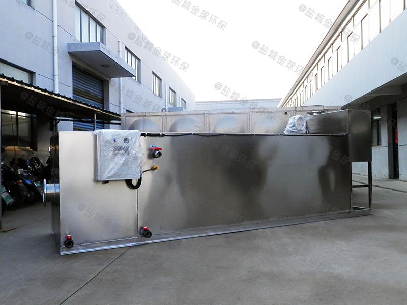 衡阳全自动加热隔油设备效果图