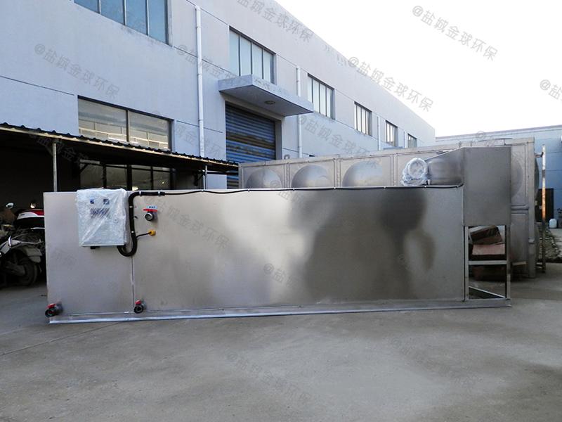 长沙定制油水分离设备构造做法