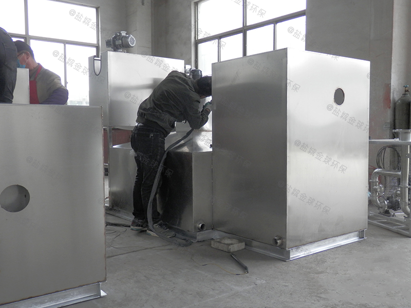 益阳201不锈钢隔油器设计