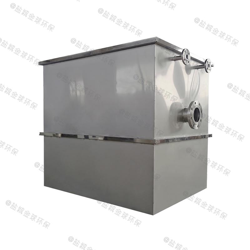 新田餐厨垃圾隔油提升设备cad