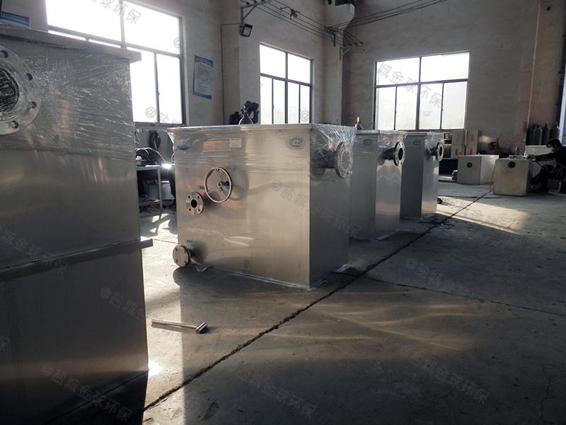 湘潭高效油水分离器施工