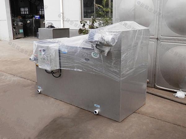 食堂用中小型地下式智能型水与油分离设备哪个好