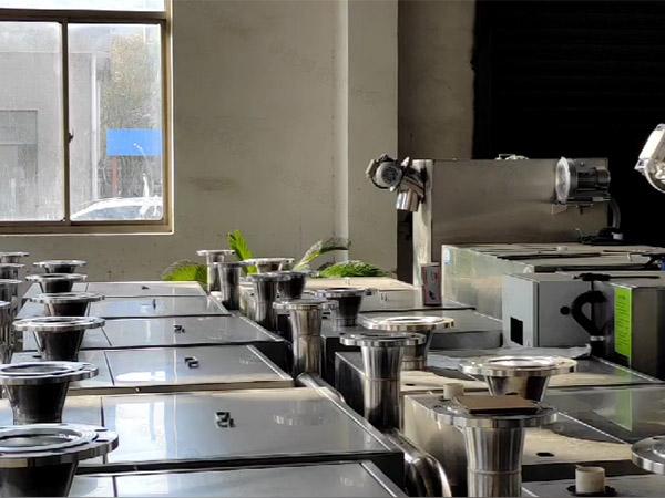 学校室外中小型组合式油水渣分离设备规格