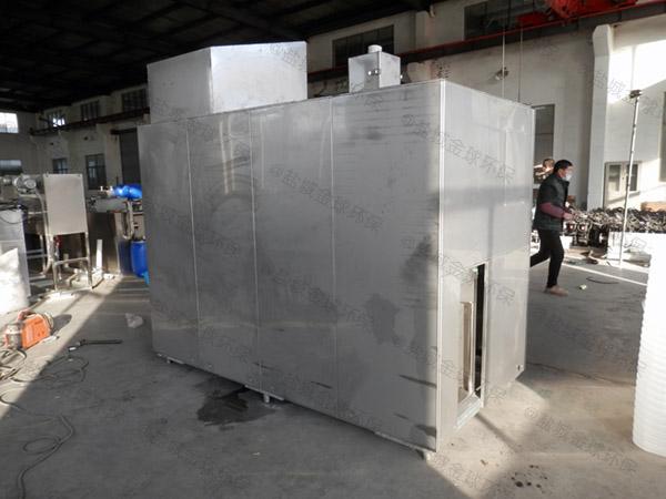 厨下型户外自动排水一体化隔油提升装置怎么看型号