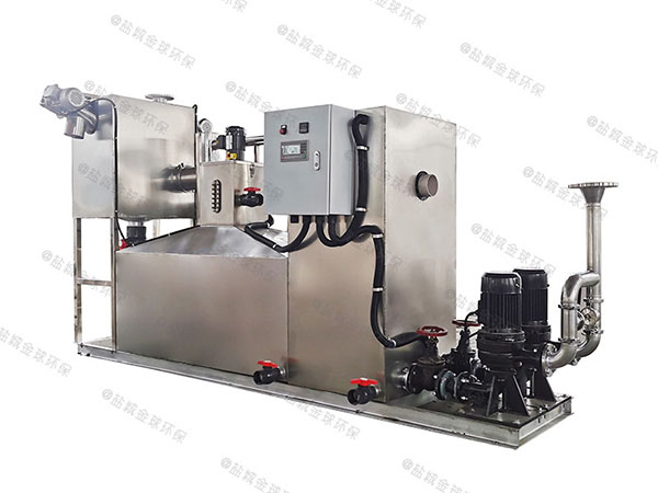 餐厨垃圾大移动式排水隔油器规格型号及价格
