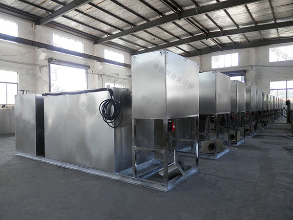 食堂埋地式大型简易隔油池生产商