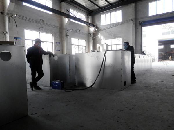 工程中小型地面式自动除渣气浮隔油设备什么品牌好