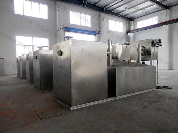 商家地埋式大多功能隔油净化设备生产
