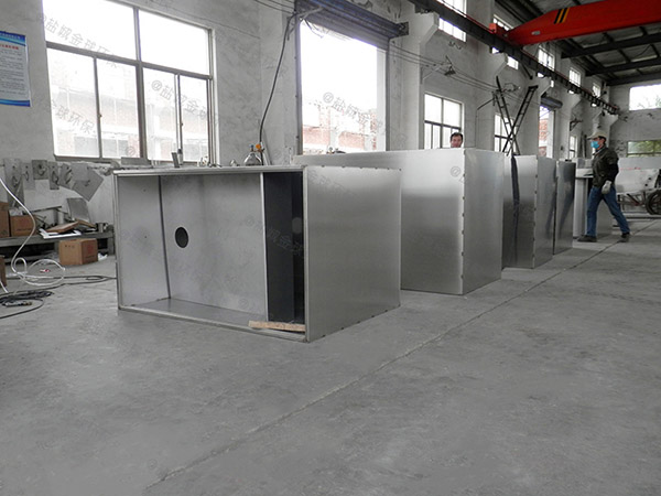 商用大地上式移动式隔油池隔油器应用范围