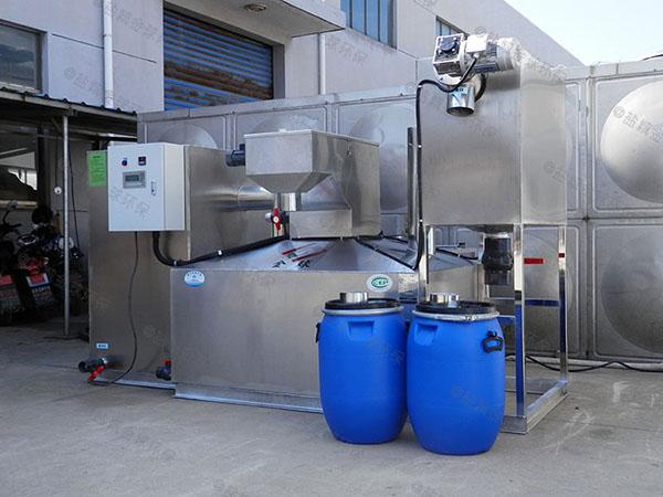厨余大型地面组合式一体化隔油提升设备市场前景