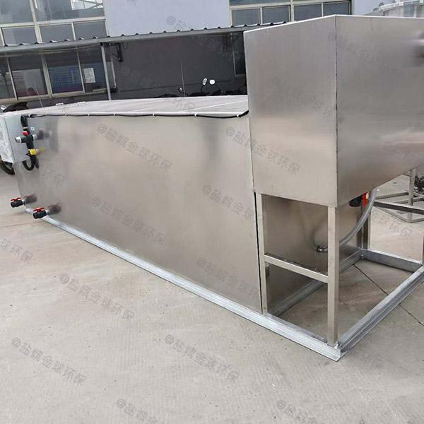 8吨的长宽高餐厅自动提升隔油提升装置供应商