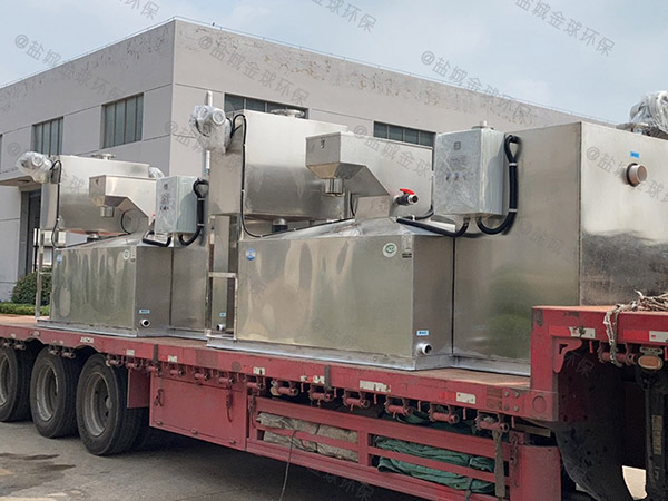 商家室外全能型隔油设备供货商