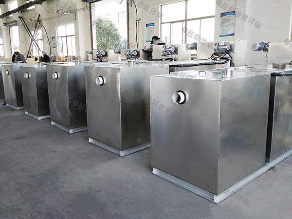 小区地下简易排油设备改造厂家