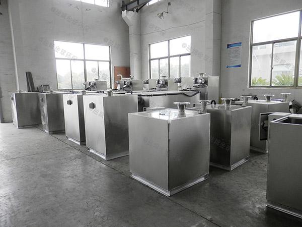 学校地上无动力隔油设备生产商