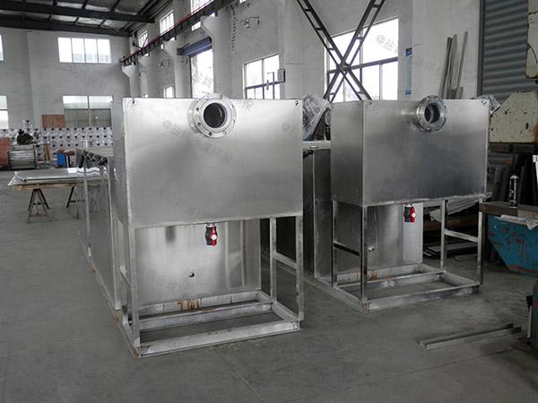 商城地面式简易隔油设备制造标准