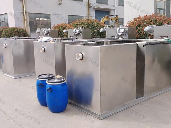 商业地下全能型隔油污水提升设备供货厂商
