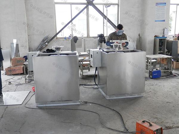 2.8米*1.2米*1.75米综合体自动排水油水分离设备报价