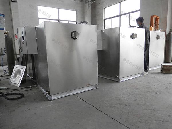 生活室外机械过油池制造标准