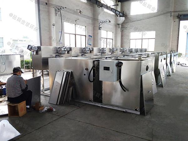 生活地面式机械油水分离提升设备生产商