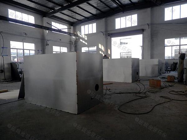 10吨机械式餐厨垃圾油水分离设备采购