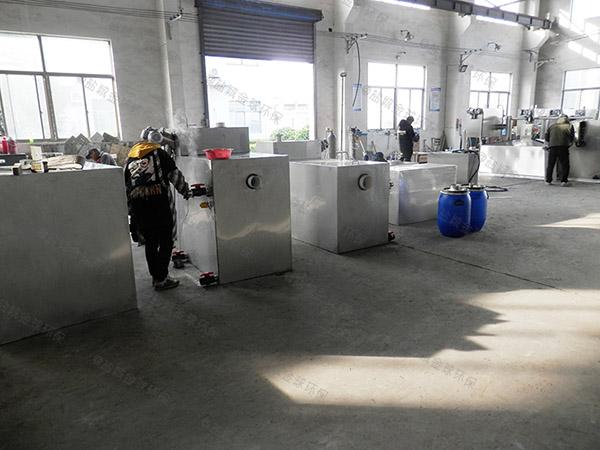 日处理5吨环保餐饮垃圾减量化处理设备加盟