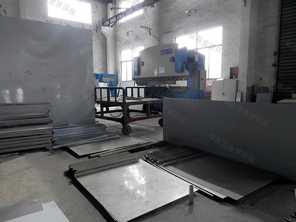 5吨机械式餐厨垃圾破粹设备服务商