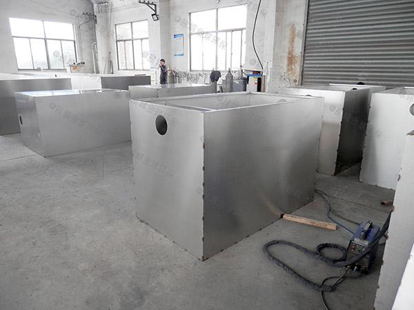 1000人餐厅厨房地沟室内密闭隔油器的环保要求