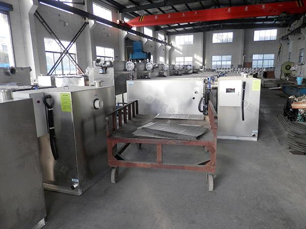机械式餐饮垃圾处理整套设备批发厂家
