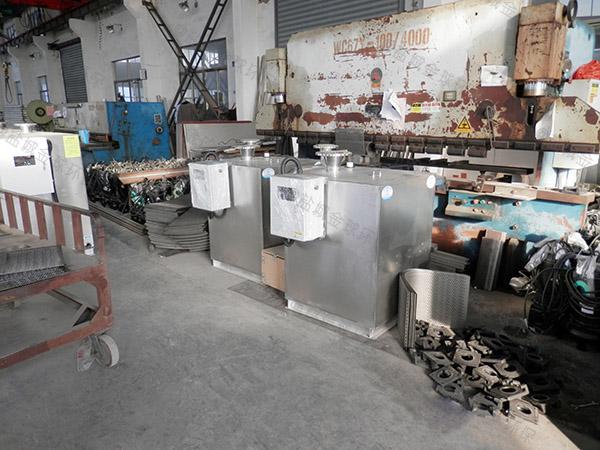 日处理10吨环保餐厨垃圾预处理设备工作原理