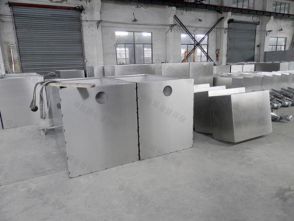 10吨机械式厨余垃圾一体机不能处理的东西