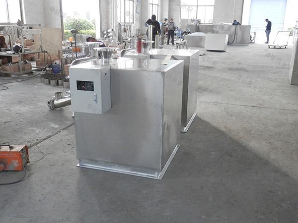 马桶地漏双泵洗污水提升器设备卫生间要怎么安装