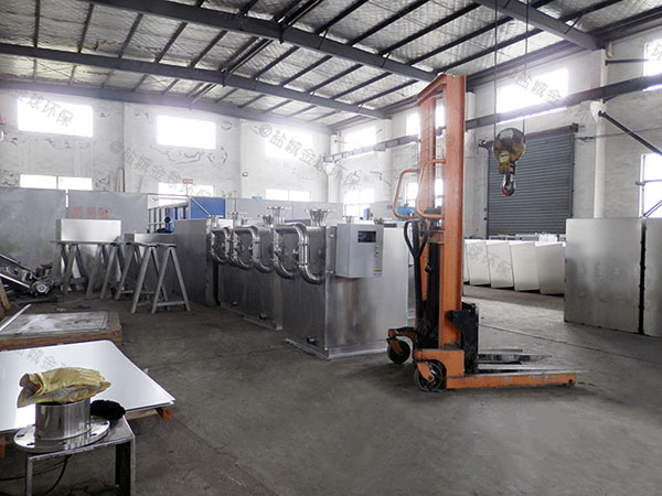 小区地下室上排污水处理提升器安装公司