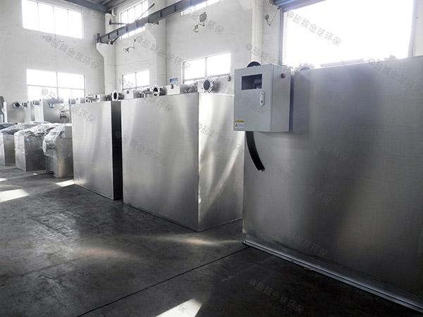 商品房地下室双泵交替污水提升机在哪买