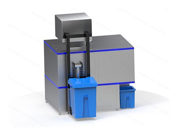 大型机械式厨余垃圾油水分离一体机规格型号