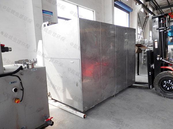 日处理10吨自动化餐厨垃圾处理除臭设备十大品牌