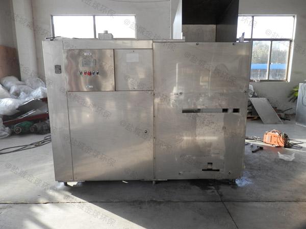 大型全自动餐饮湿垃圾处理机排名前十
