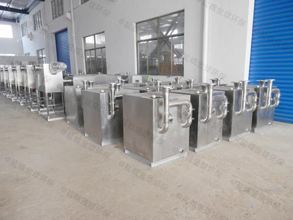 地下卫生间外置泵反冲洗型污水提升处理器安装前需要了解什么呢