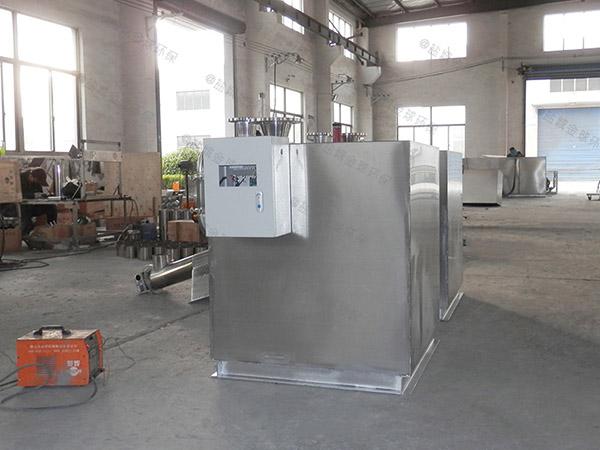 地下卫生间双泵洗污水提升机安装时注意事项