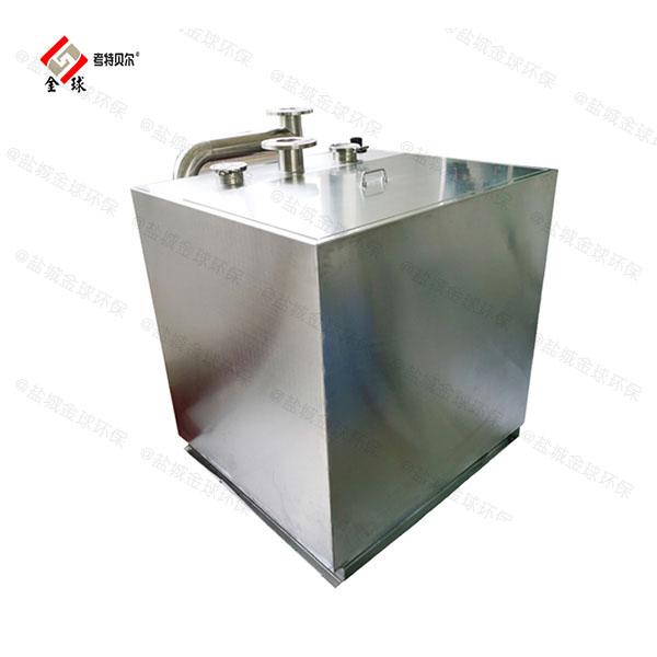 商场专用排水污水提升器设备安装前需要了解什么呢