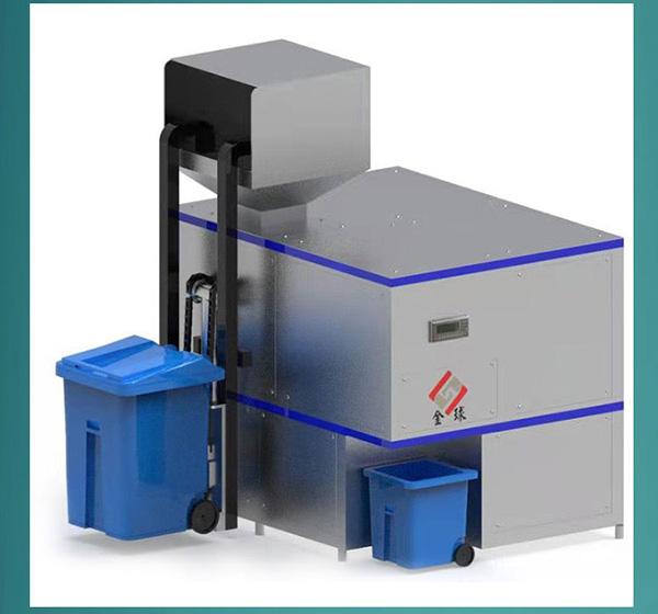 5吨餐饮垃圾脱水机种类齐全